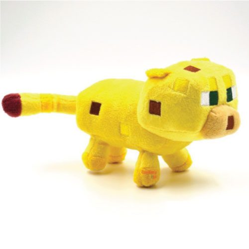 baby Ocelot minecraft toy