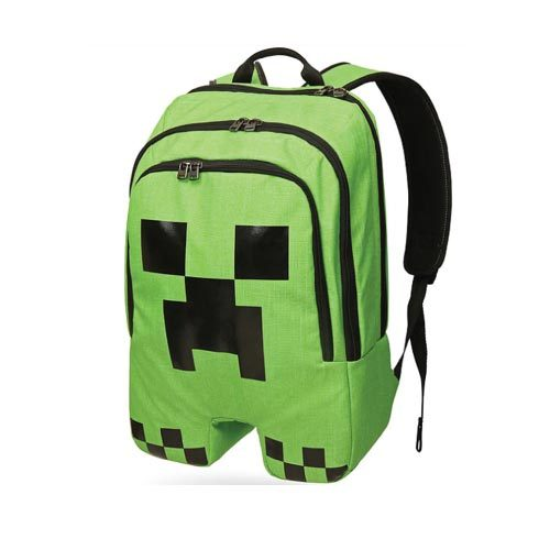 kids minecraft backpack