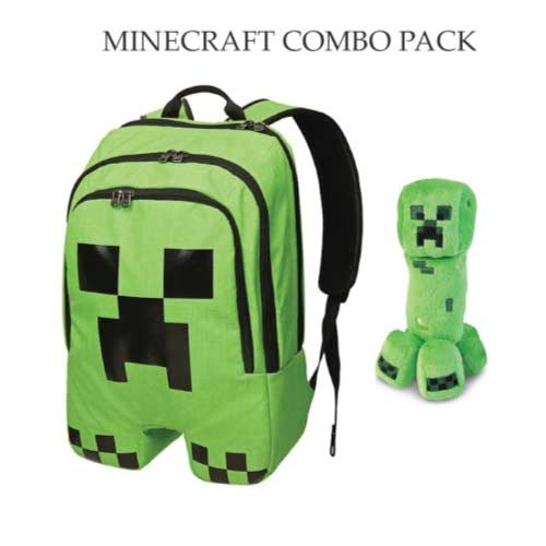 minecraft creeper combo pack