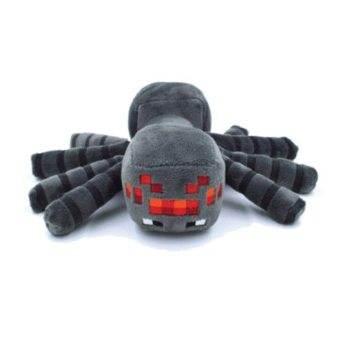 minecraft spider toy